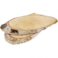 Fette di legno, spess. 15 mm, 7 pz/ 1 conf.