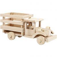 Camion, H: 11 cm, L: 22 cm, L: 7,5 cm, 1 pz