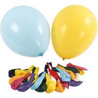 Palloncini grandi, diam: 43 cm, colori asst., 50 pz/ 1 conf.