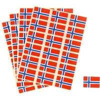 Bandiere, misura 15x22 mm, 72 pz/ 1 conf.