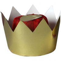 Corona da regina, H: 7 cm, diam: 9 cm, 1 pz