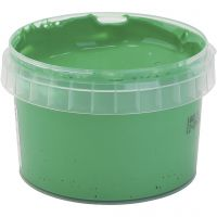 Pittura a dita PRIMO, verde, 250 ml/ 1 bott.