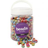 Mix multicolore, diam: 12 mm, misura buco 1,5 mm, 700 ml/ 1 vasch., 510 g