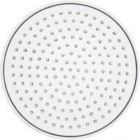 Pannello forato, piccola rotonda, diam: 8,5 cm, transparent, 1 pz