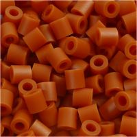 PhotoPearls, misura 5x5 mm, misura buco 2,5 mm, rosso marrone (5), 1100 pz/ 1 conf.