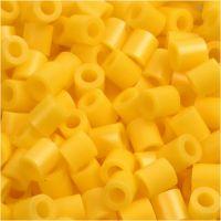 PhotoPearls, misura 5x5 mm, misura buco 2,5 mm, giallo (14), 6000 pz/ 1 conf.