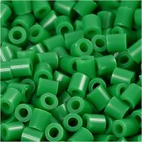 PhotoPearls, misura 5x5 mm, misura buco 2,5 mm, verde (16), 1100 pz/ 1 conf.