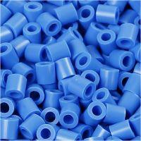 PhotoPearls, misura 5x5 mm, misura buco 2,5 mm, blu (17), 1100 pz/ 1 conf.