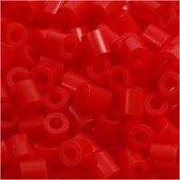 PhotoPearls, misura 5x5 mm, misura buco 2,5 mm, rosso chiaro (19), 6000 pz/ 1 conf.