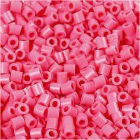 PhotoPearls, misura 5x5 mm, misura buco 2,5 mm, rosa antico (25), 6000 pz/ 1 conf.