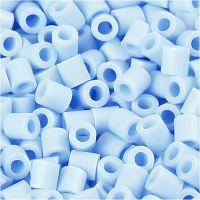 PhotoPearls, misura 5x5 mm, misura buco 2,5 mm, azzurro (28), 1100 pz/ 1 conf.