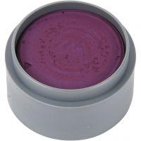 Pittura facciale a base d'acqua, viola scuro, 15 ml/ 1 vasch.