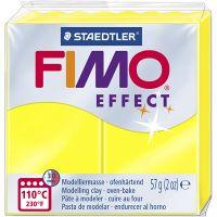 FIMO effect, giallo neon, 57 g/ 1 conf.