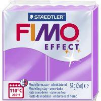 FIMO effect, lilla neon, 57 g/ 1 conf.