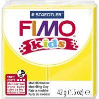 FIMO® per bimbi, giallo, 42 g/ 1 conf.