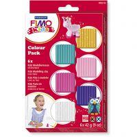 FIMO® per bimbi, colore aggiuntivo, 6x42 g/ 1 conf.