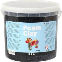 Foam Clay® , nero, 560 g/ 1 secch.