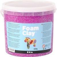Foam Clay® , viola neon, 560 g/ 1 secch.