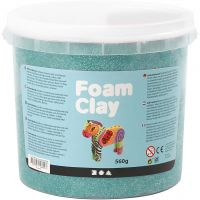 Foam Clay® , verde scuro, 560 g/ 1 secch.