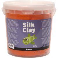 Silk Clay®, arancio, 650 g/ 1 secch.