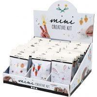 Mini Kit Creativo, H: 539 mm, P 410 mm, L: 460 mm, 54 set/ 1 conf.