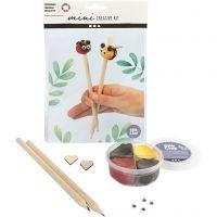Mini Kit Creativo, decorazioni per la matita, 1 set