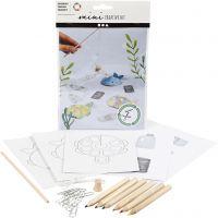 Mini Kit Creativi, Gioco di pesca, 1 set