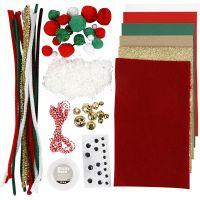 Assortimento creativo, Natale, 1 conf.