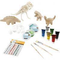 Kit - Dinosauri, 1 set
