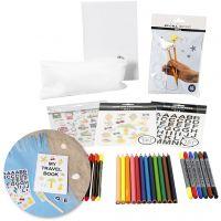 Kit - Rientro a scuola, 1 set
