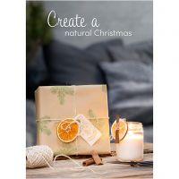 Poster d'ispirazione, Nature Christmas, misura 21x30+29,7x42+50x70 cm, 4 pz/ 1 conf.