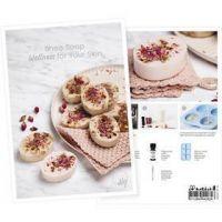 Cartolina, Lasciati coccolare dal sapone fatto in casa, A5, 14,8x21 cm, 1 pz