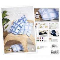 Cartolina, Unisciti alla tendenza del batik, A5, 14,8x21 cm, 1 pz