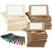 Pittura sottopentole, colori standard, colore aggiuntivo, 1 set, 30 pz