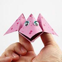An Origami Bird