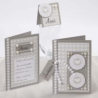 Wedding Cards with Skagen Paper