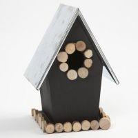 A Wooden Bird Box