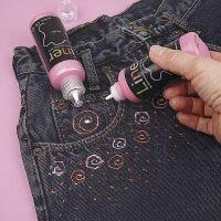 3D-Liner sui Jeans