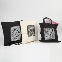 Fabric Printing on Shopping Bags