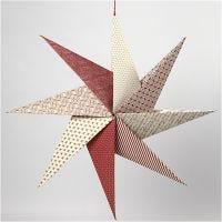 Stella origami di carta fatta a mano