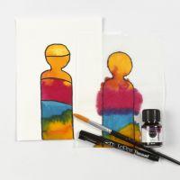 Dipingere con acquerello liquido