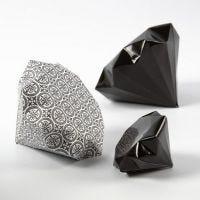 Diamante piegato in carta Vivi Gade Design (Paris)