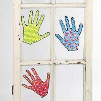Disegni removibili per finestre