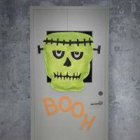 Il mostro di Frankenstein in simil stoffa