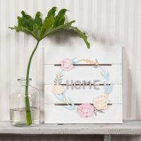 Ghirlanda di fiori con Silk Clay e Silk Clay Creamy