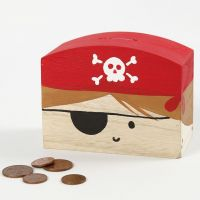 Salvadanaio pirata