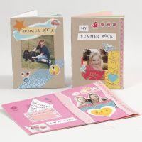 Crea il tuo libro di carta e cartoncino