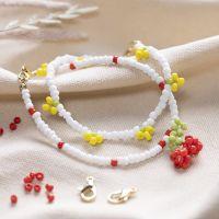 Un braccialetto di ciliegie e limone